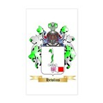 Hewlins Sticker (Rectangle)