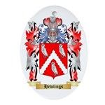 Hewlings Ornament (Oval)