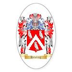 Hewling Sticker (Oval)