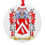 Hewlett Round Ornament