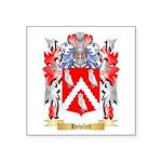 Hewlett Square Sticker 3