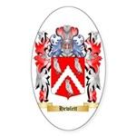 Hewlett Sticker (Oval 10 pk)