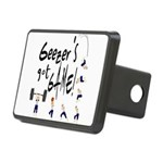 Geezer's Got Game! Hitch Cover