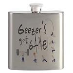 Geezer's Got Game! Flask