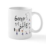 Geezer's Got Game! Mugs
