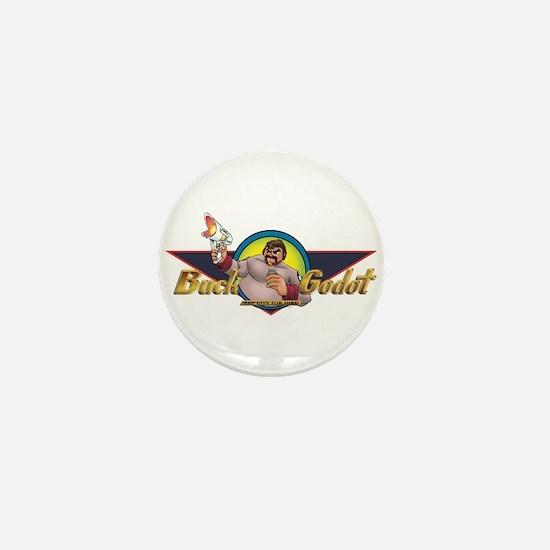 Buck Godot Logo Mini Button
