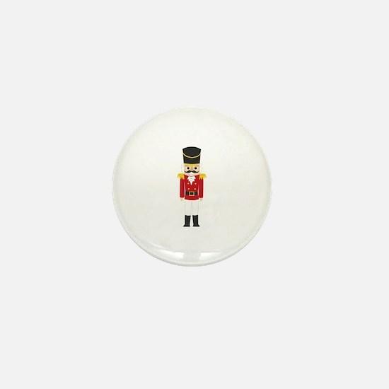 Nutcracker Mini Button