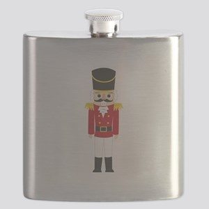Nutcracker Flask