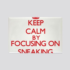 Keep Calm by focusing on Sneaking Magnets