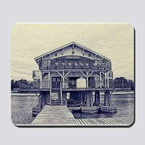 Boathouse 2 Mousepad
