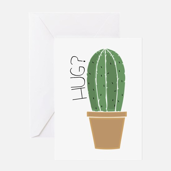 Hug? Greeting Cards