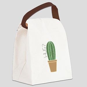 Hug? Canvas Lunch Bag