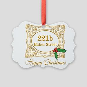 Baker Street Christmas Ornament