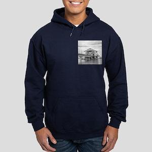 Boathouse 1 Hoodie (dark)