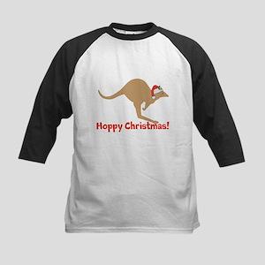 Aussie Christmas Baseball Jersey