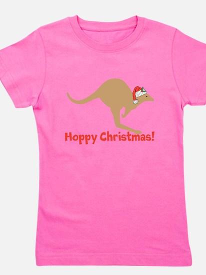 Aussie Christmas Girl's Tee