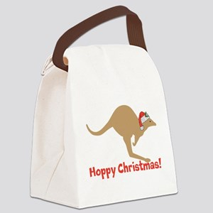 Aussie Christmas Canvas Lunch Bag