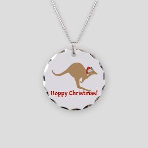 Aussie Christmas Necklace