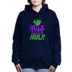 Bulking Women's Hooded Sweatshirt