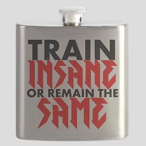 Train Insane Or Remain The Same Flask