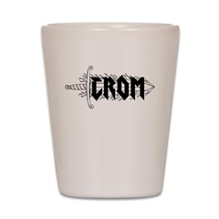CCRRRROOOOMMMM Shot Glass