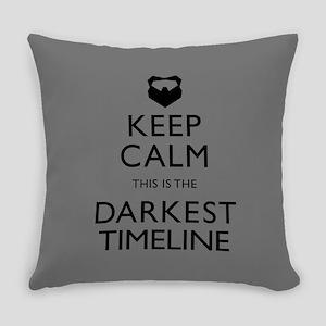 Keep Calm Darkest Timeline Community Master Pillow