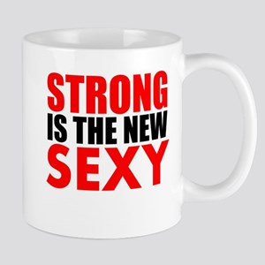 STRONG IS THE NEW SEXY Mugs