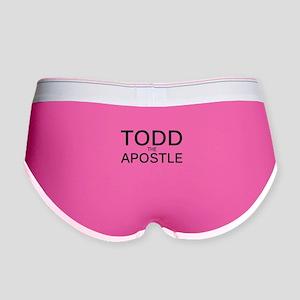 Todd the Apostle Women's Boy Brief