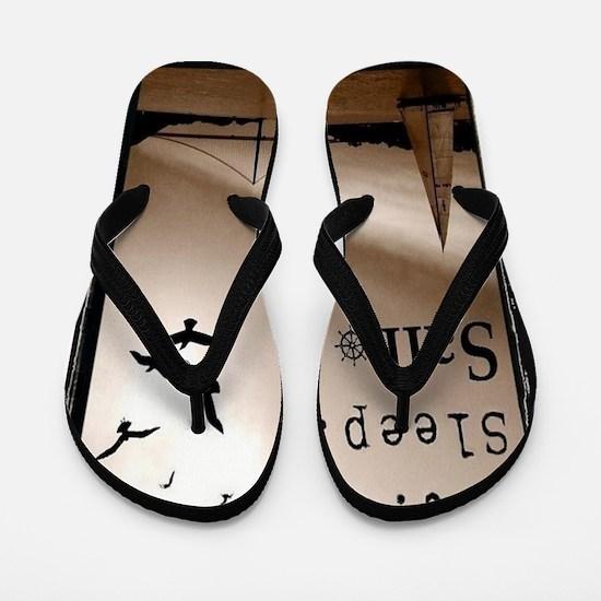 Sail Flip Flops