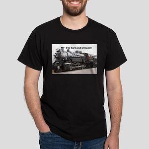 I'm hot and steamy: train engine, Arizona, T-Shirt