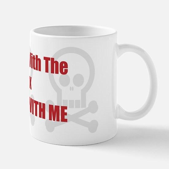 Mess With Manx Mug