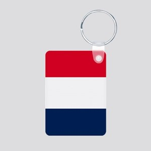 French Flag Keychains