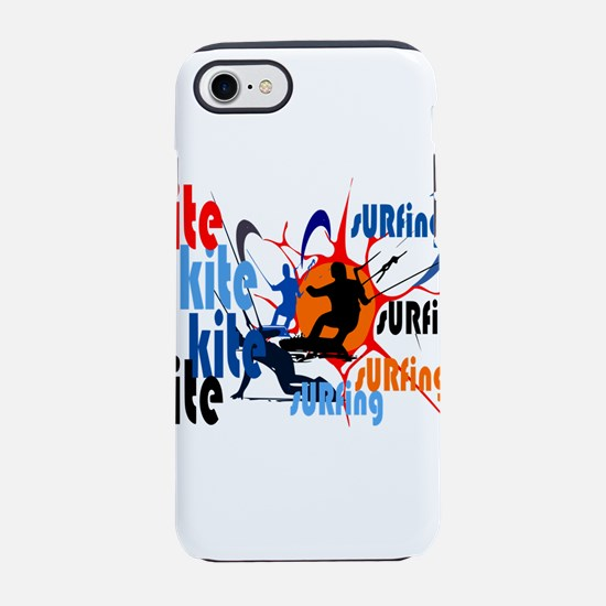 Kitesurfing iPhone 7 Tough Case