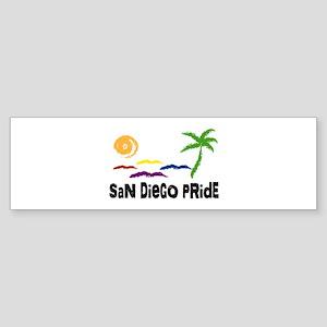 San Diego Pride Bumper Sticker