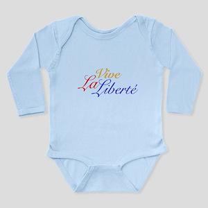 Vive La Liberté - Long Live Liberty Body Suit