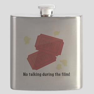 No Talking Flask