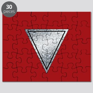 Mork And Mindy Ork Insignia Puzzle