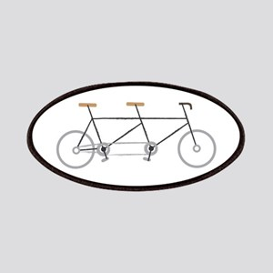 Tandem Bike Patches