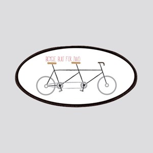 Bicycle for Two Patches