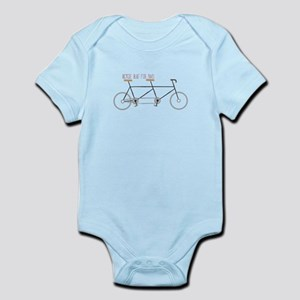 Bicycle for Two Body Suit