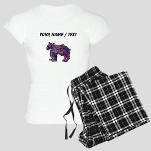Swedish Lapphund (Custom) Pajamas