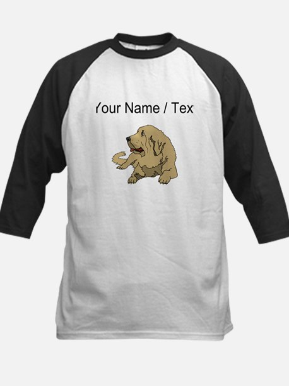 Spanish Mastiff (Custom) Baseball Jersey