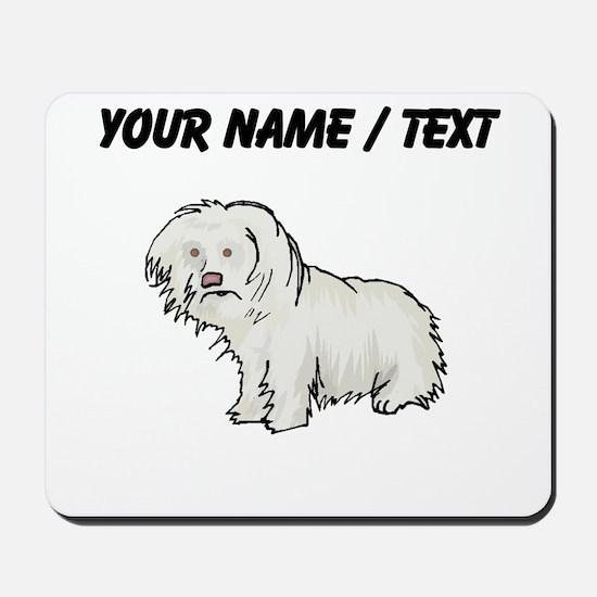 Spanish Water Dog (Custom) Mousepad
