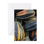 Squash Greeting Cards (pack Of 10)