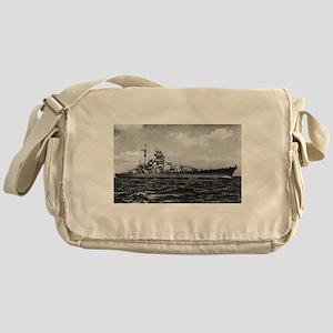 bismark Messenger Bag