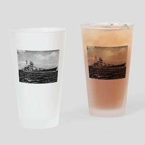 bismark Drinking Glass