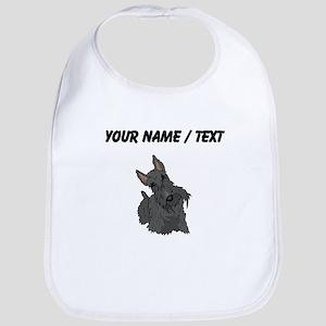 Scottish Terrier (Custom) Bib