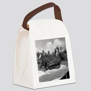 battle of the phillipines Canvas Lunch Bag