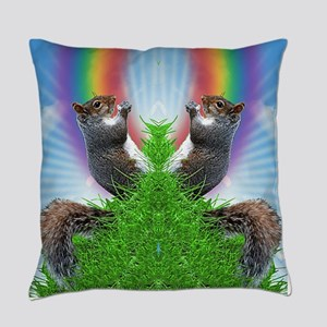 squirrel-with-rainbow_ff Master Pillow