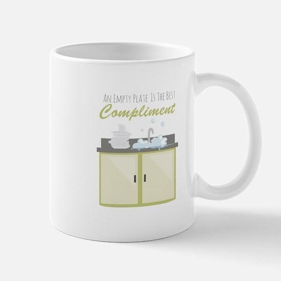 Washing Dishes Mugs